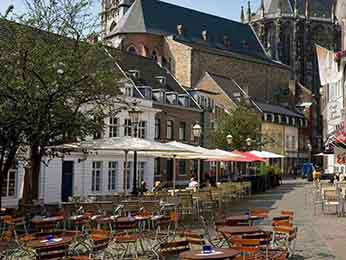 Destination - Mercure Hotel Aachen am Dom