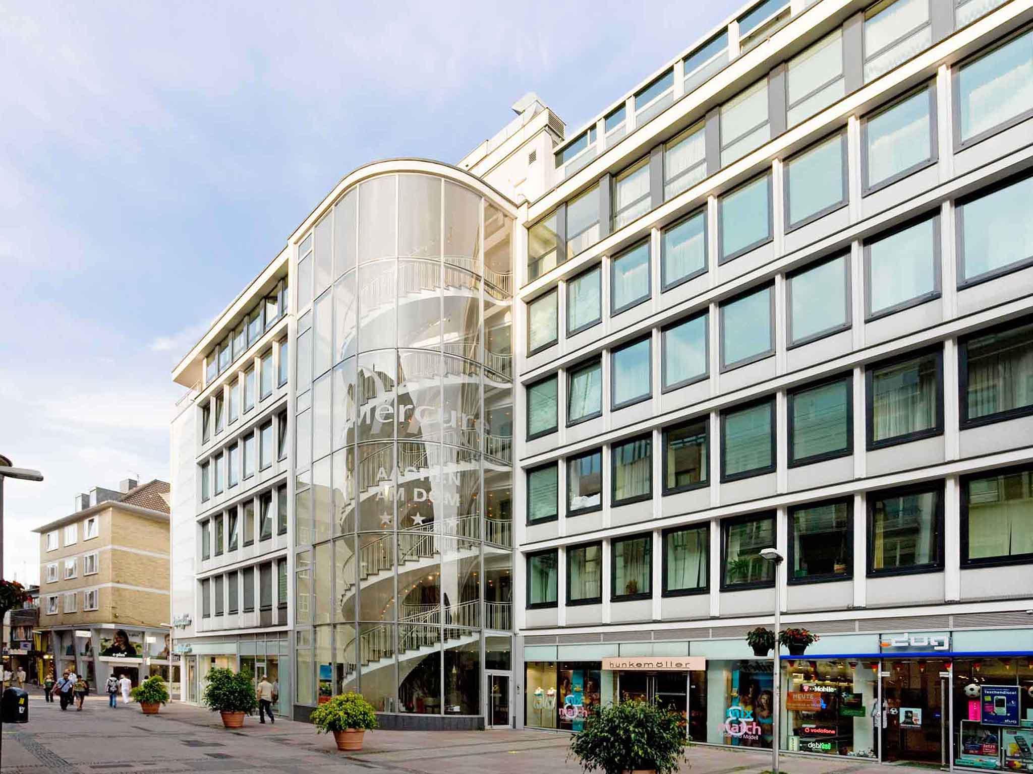 โรงแรม – Mercure Hotel Aachen am Dom