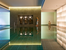 Time out for body and soul: our Fit and Spa Lounge