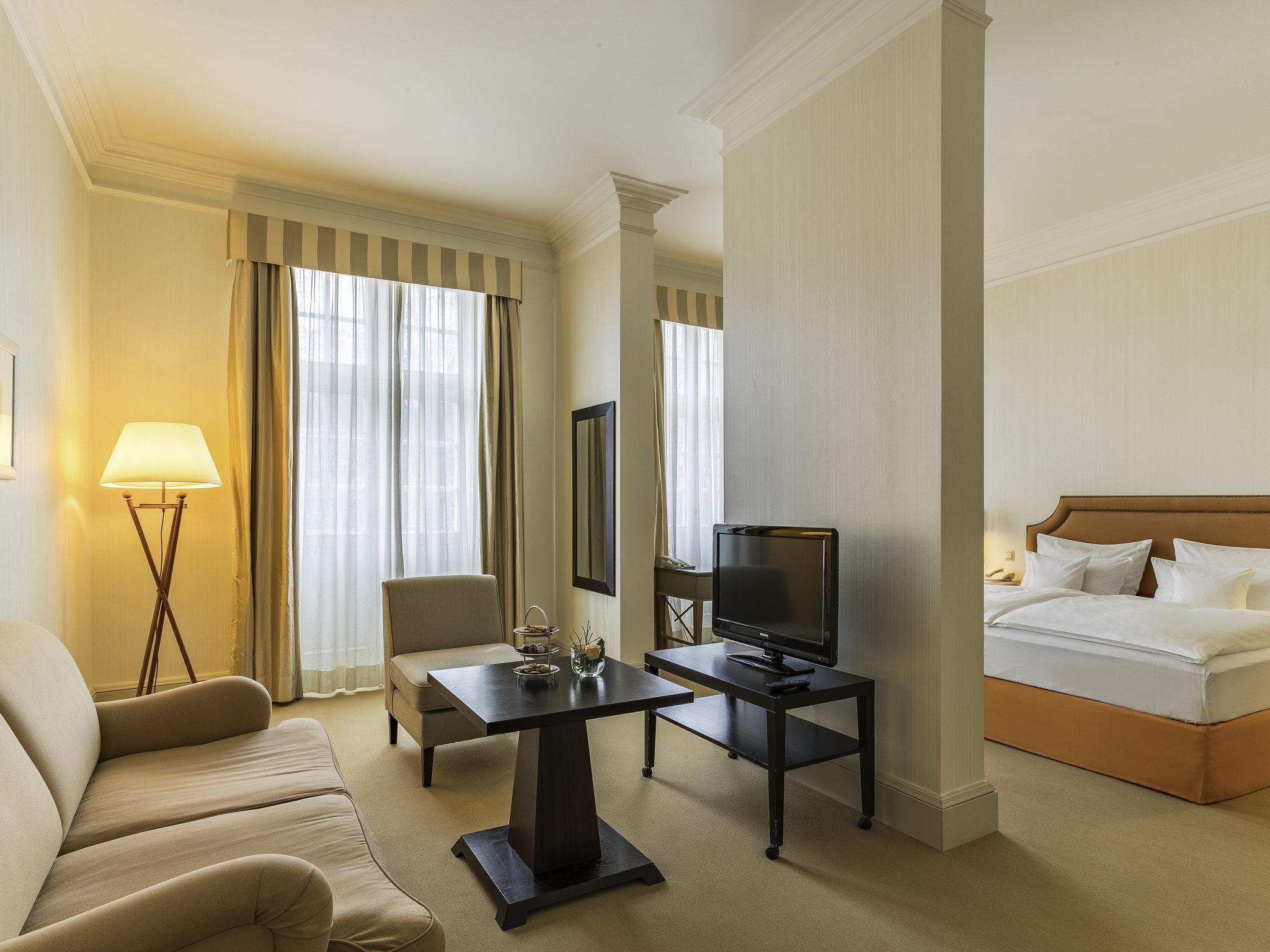 Hotel Pullman Aachen Quellenhof Book Your Hotel Now