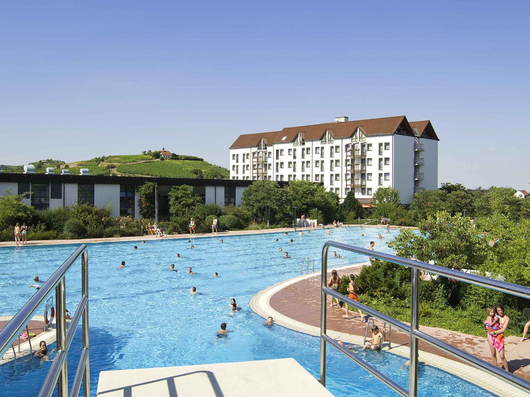 ホテル – Mercure Hotel Bad Duerkheim An Den Salinen