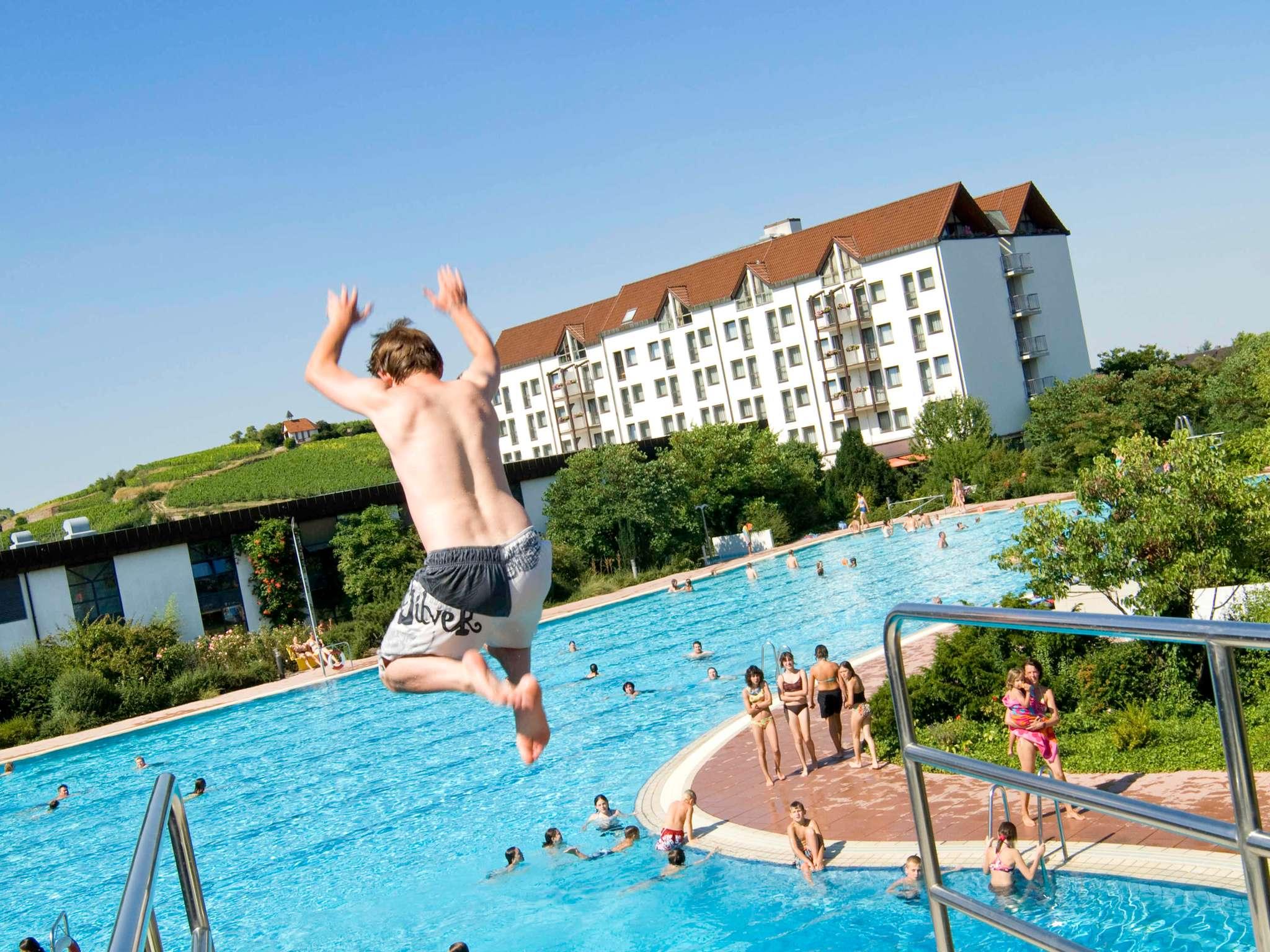 Отель — Mercure Hotel Bad Duerkheim An Den Salinen