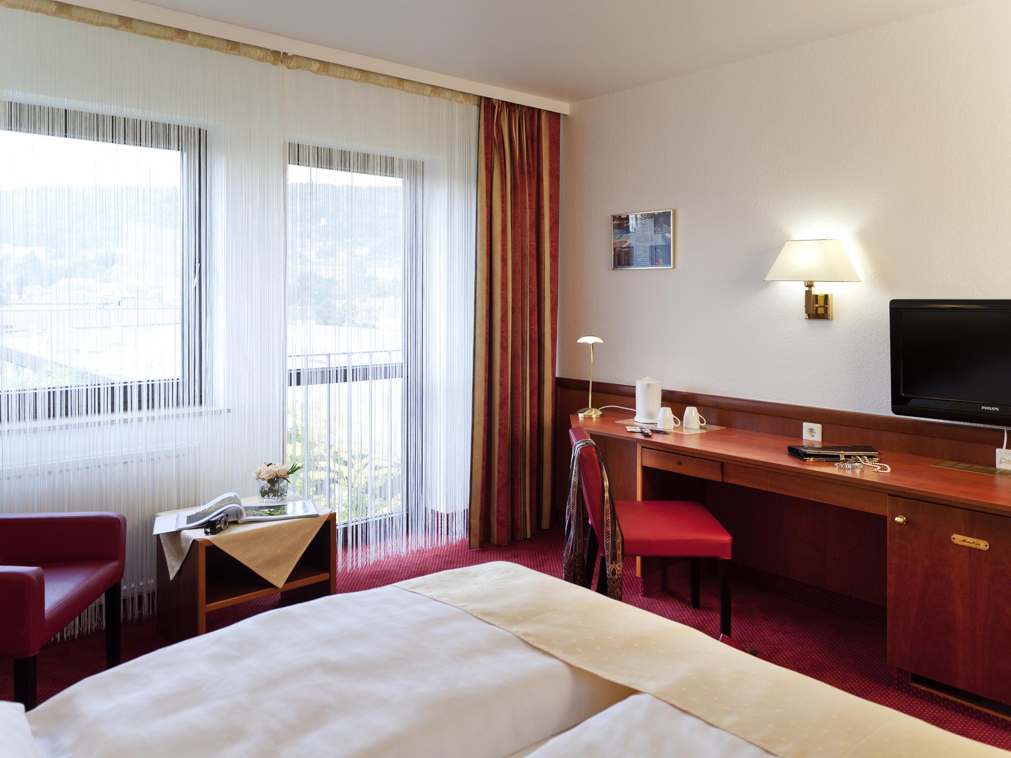 4 Sterne Hotel Bad Durkheim An Den Salinen Mercure
