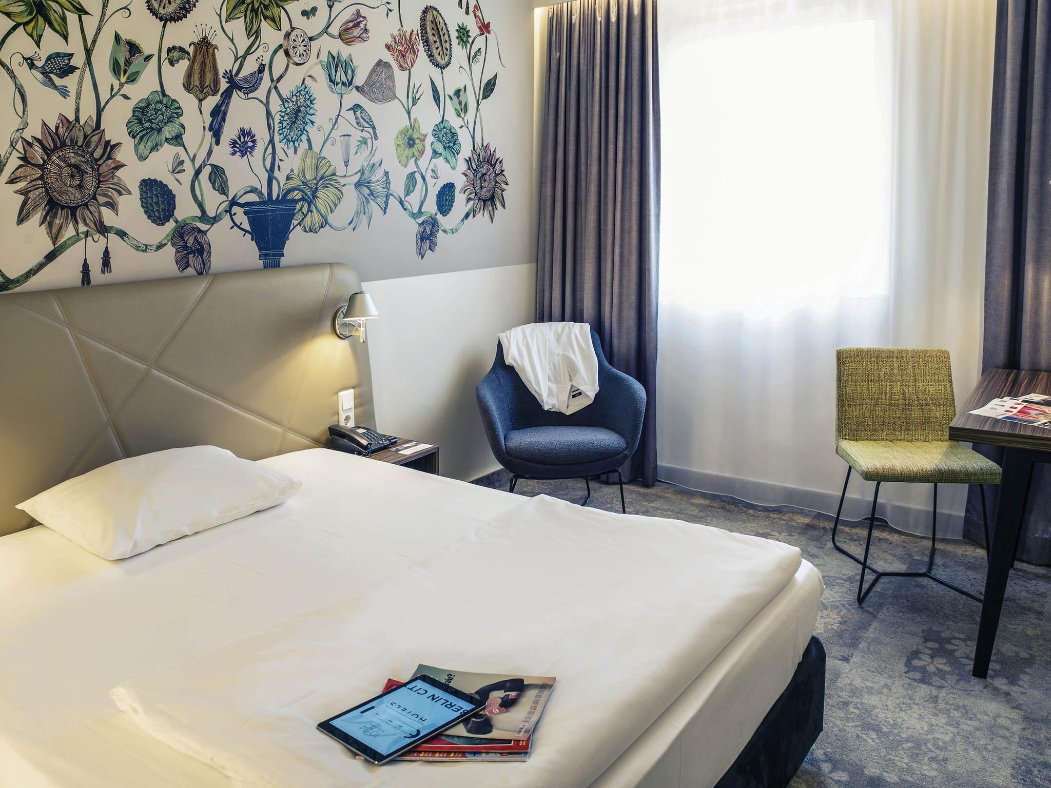 Отель — Mercure Берлин Сити