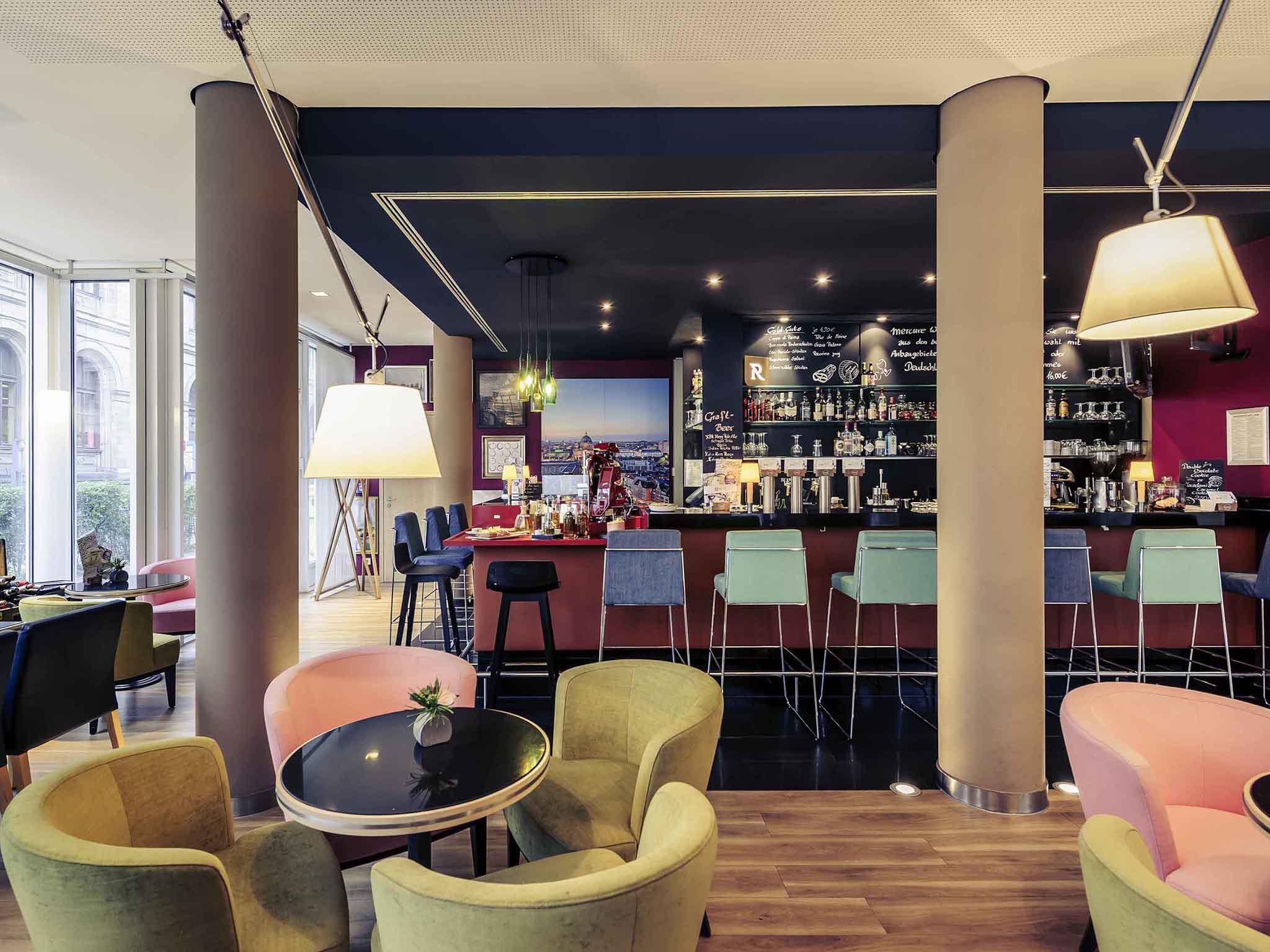 3 Sterne Hotel Berlin City Mercure