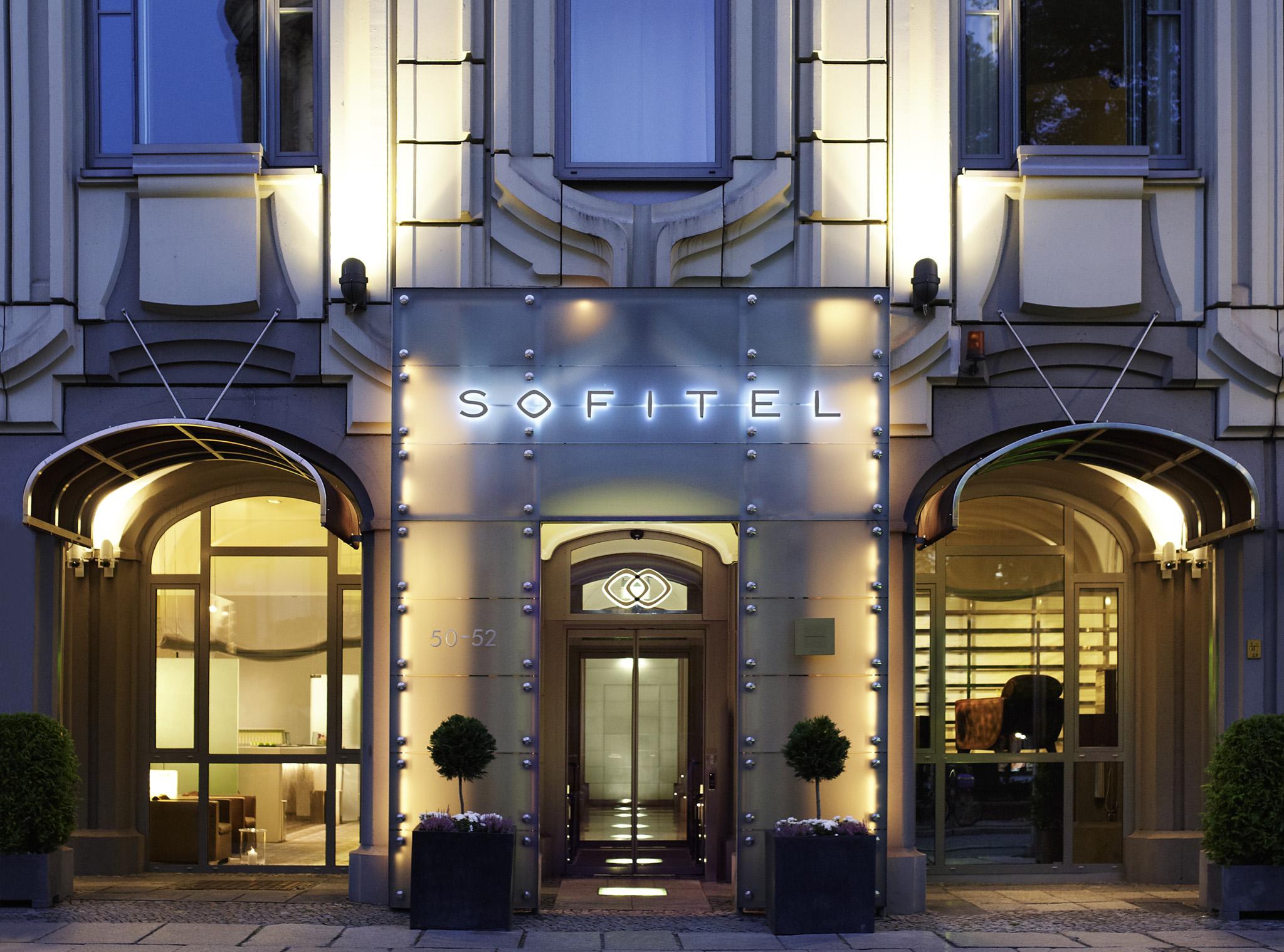 Отель — Sofitel Берлин Жандарменмаркт