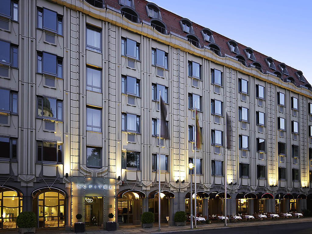 Accor Crazy Prices Sofitel Berlin Gendarmenmarkt