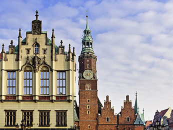 Bestemming - Sofitel Wroclaw Old Town