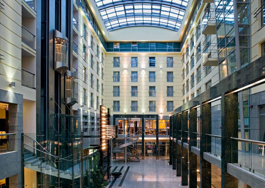 Luxury hotel wroclaw sofitel wroclaw old town for Hotels wroclaw