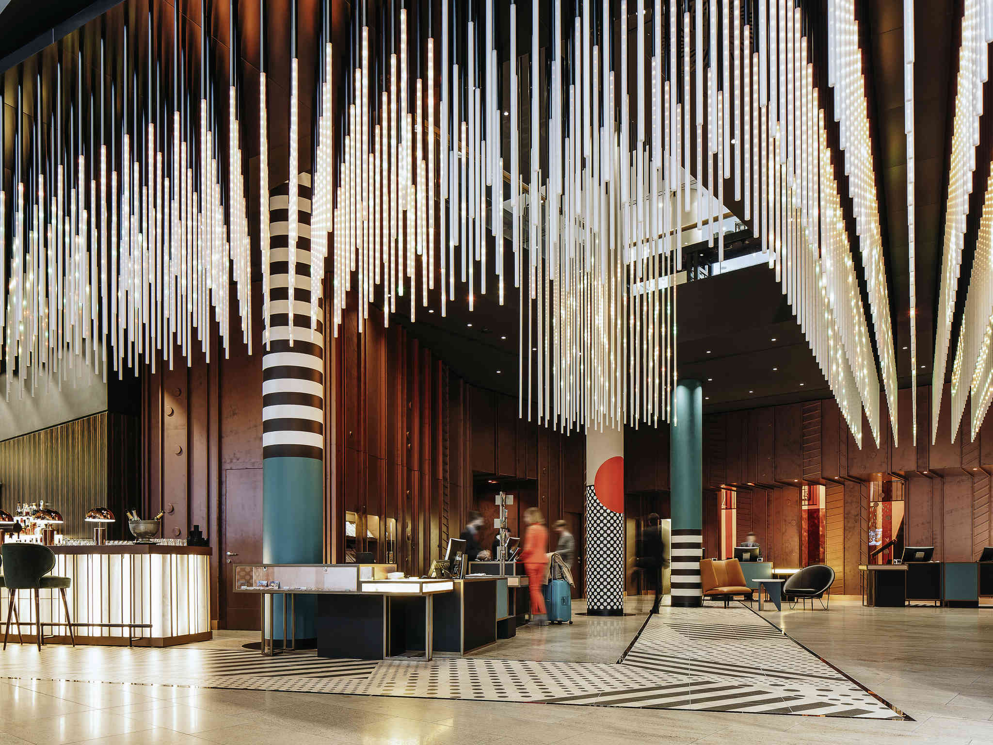 Hotel – Pullman Berlin Schweizerhof