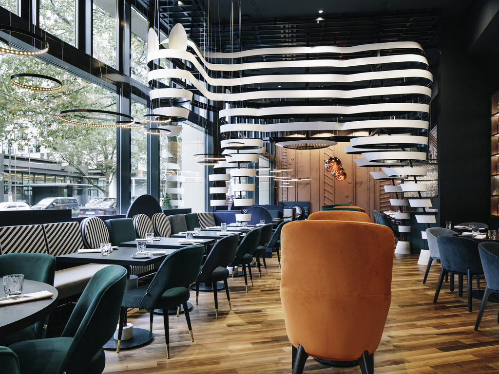 Restaurant Blend Berlin Kitchen Bar