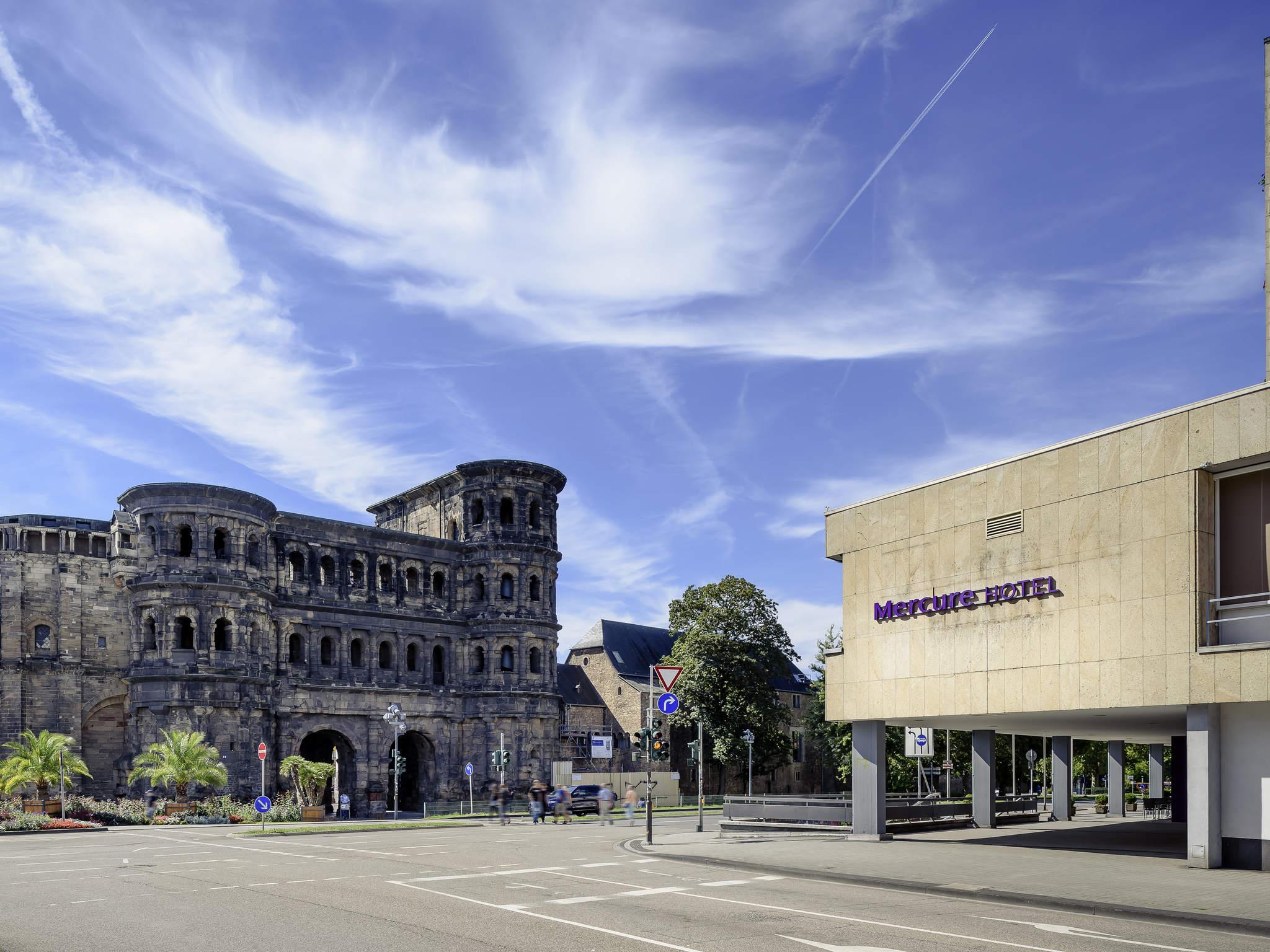Отель — Mercure Hotel Trier Porta Nigra