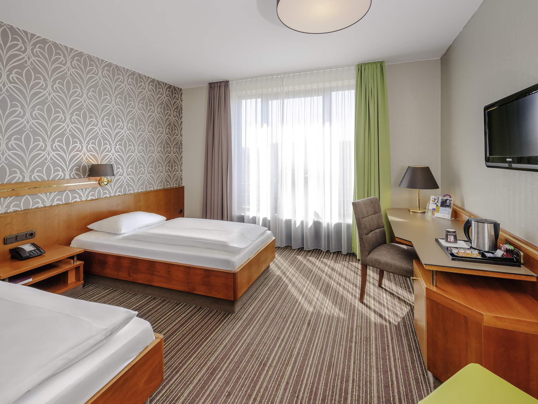 Tolle Aussicht aus dem Mercure Hotel Trier Porta Nigra