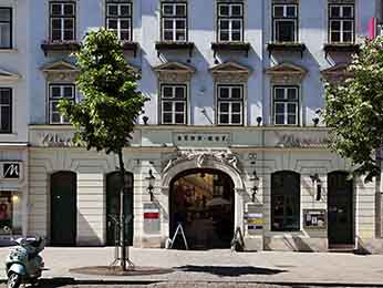 Destinasyon - Mercure Grand Hotel Biedermeier Wien