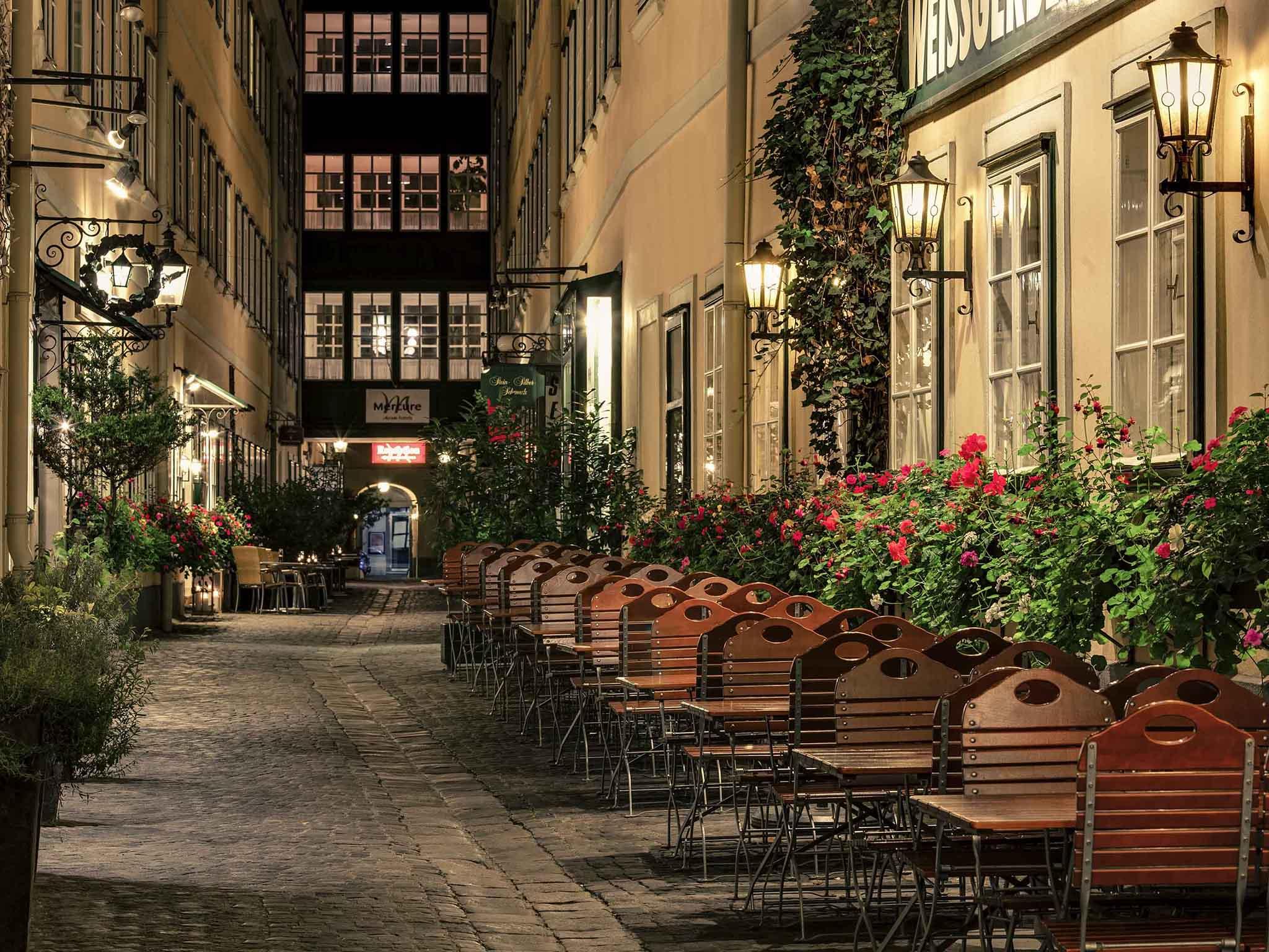 Wien Mercure Hotel Biedermeier