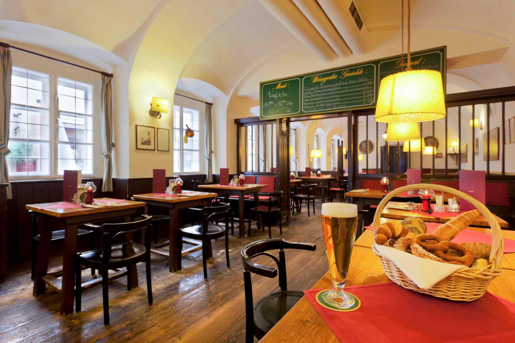 ... Restaurant   Mercure Grand Hotel Biedermeier Wien ...