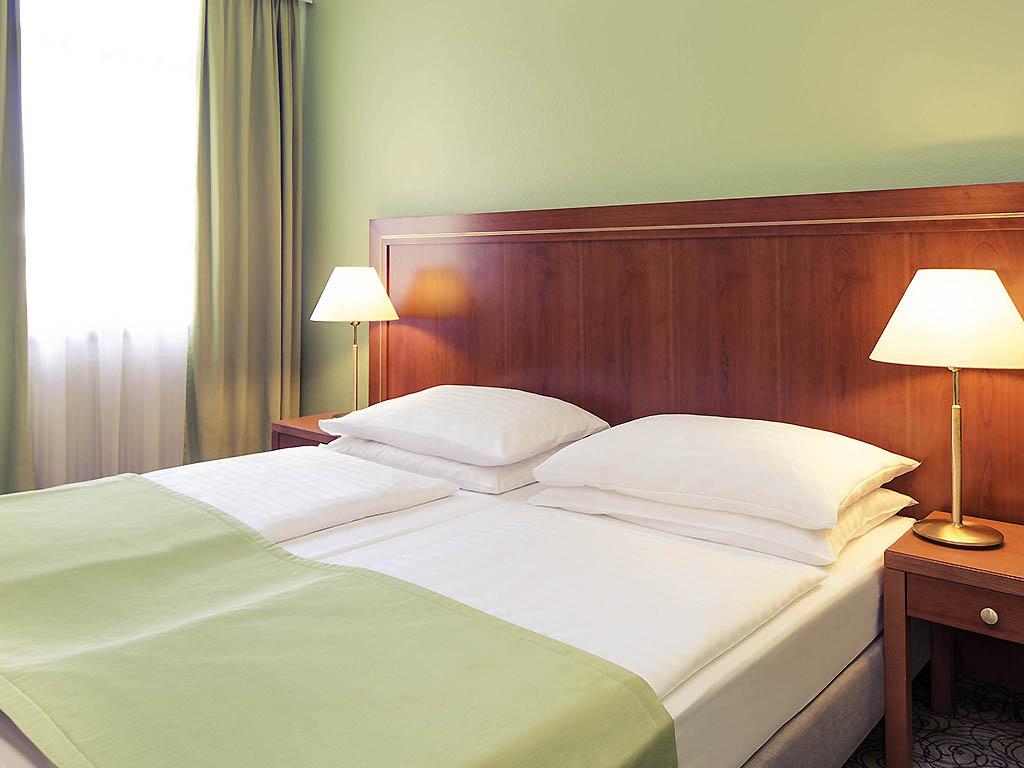 Hotel in VIENNA - Hotel Mercure Wien Westbahnhof