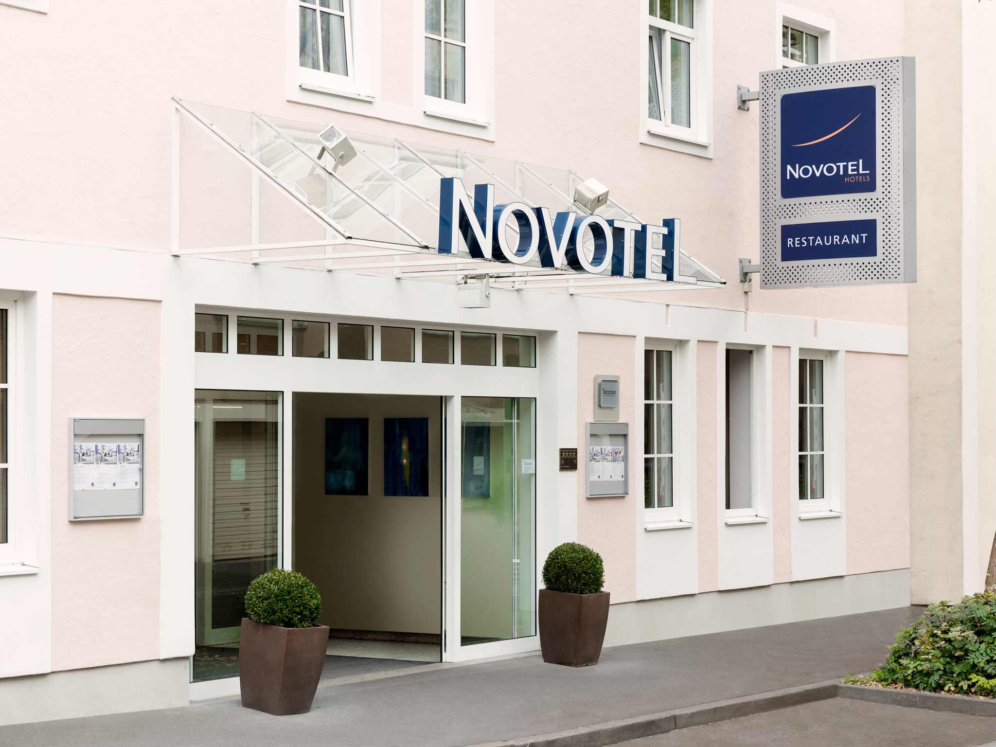 Отель — Novotel Вюрцбург