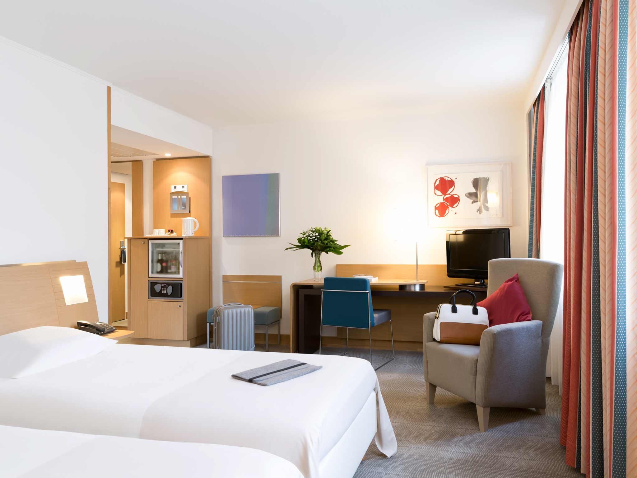 Hotel Novotel Wuerzburg Rooms