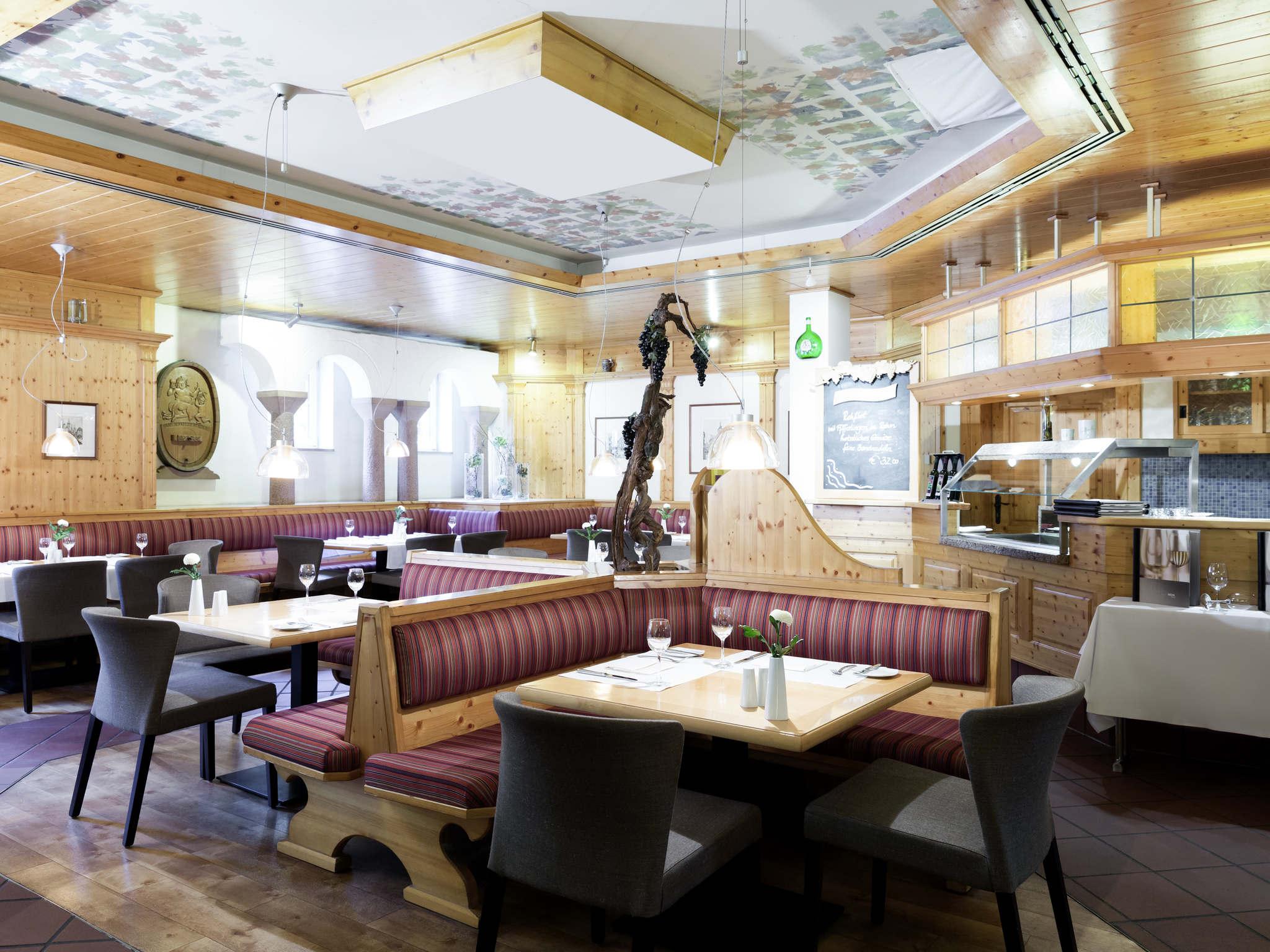 ... Restaurant   Novotel Wuerzburg ... Part 55
