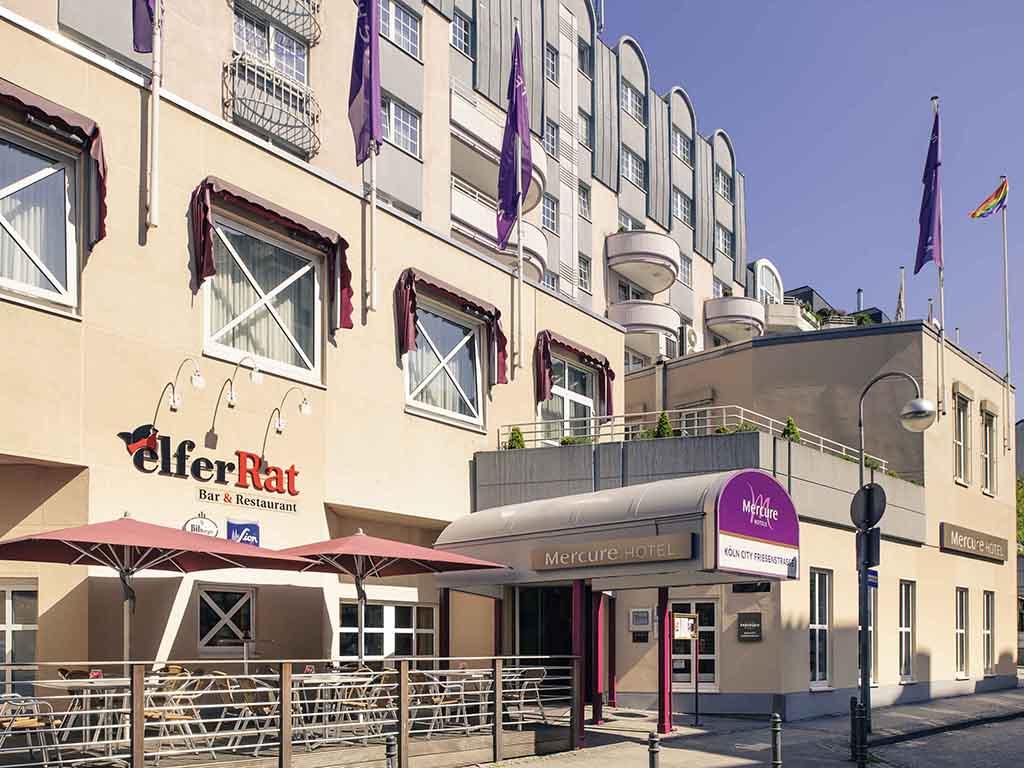 hotel w mie cie kolonia mercure hotel koeln city friesenstra e. Black Bedroom Furniture Sets. Home Design Ideas