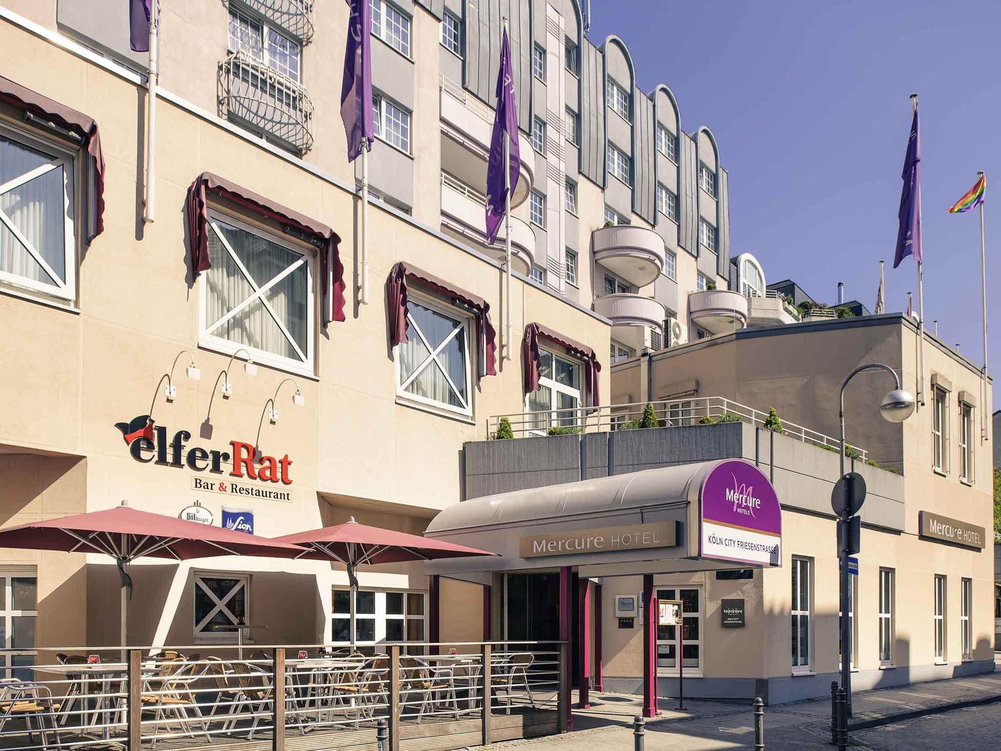 Hotell – Mercure Hotel Koeln City Friesenstrasse