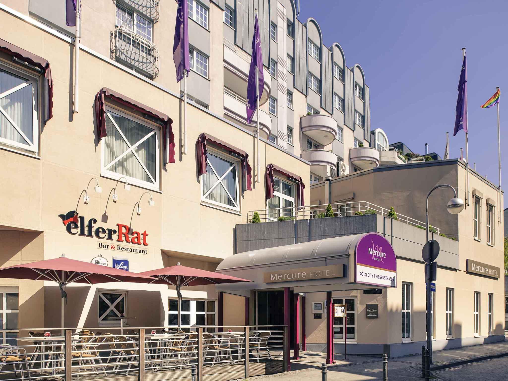 Отель — Mercure Кельн Сити Фризенштрасе
