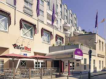 호텔 - Mercure Hotel Koeln City Friesenstrasse