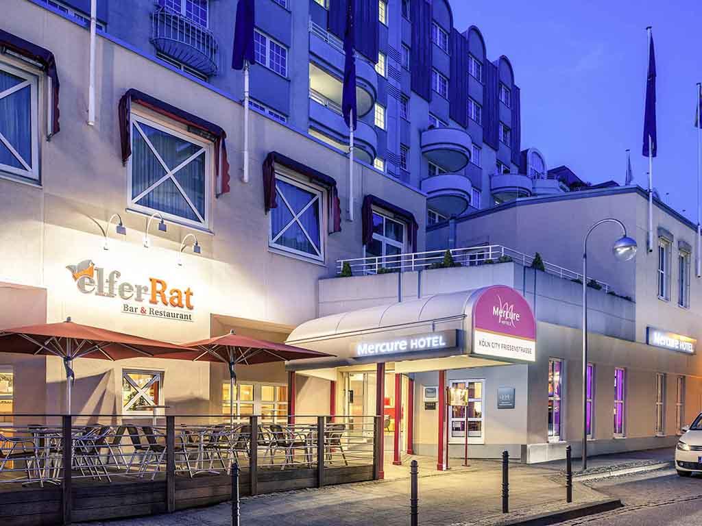 Lindner Hotel Koln Adresse