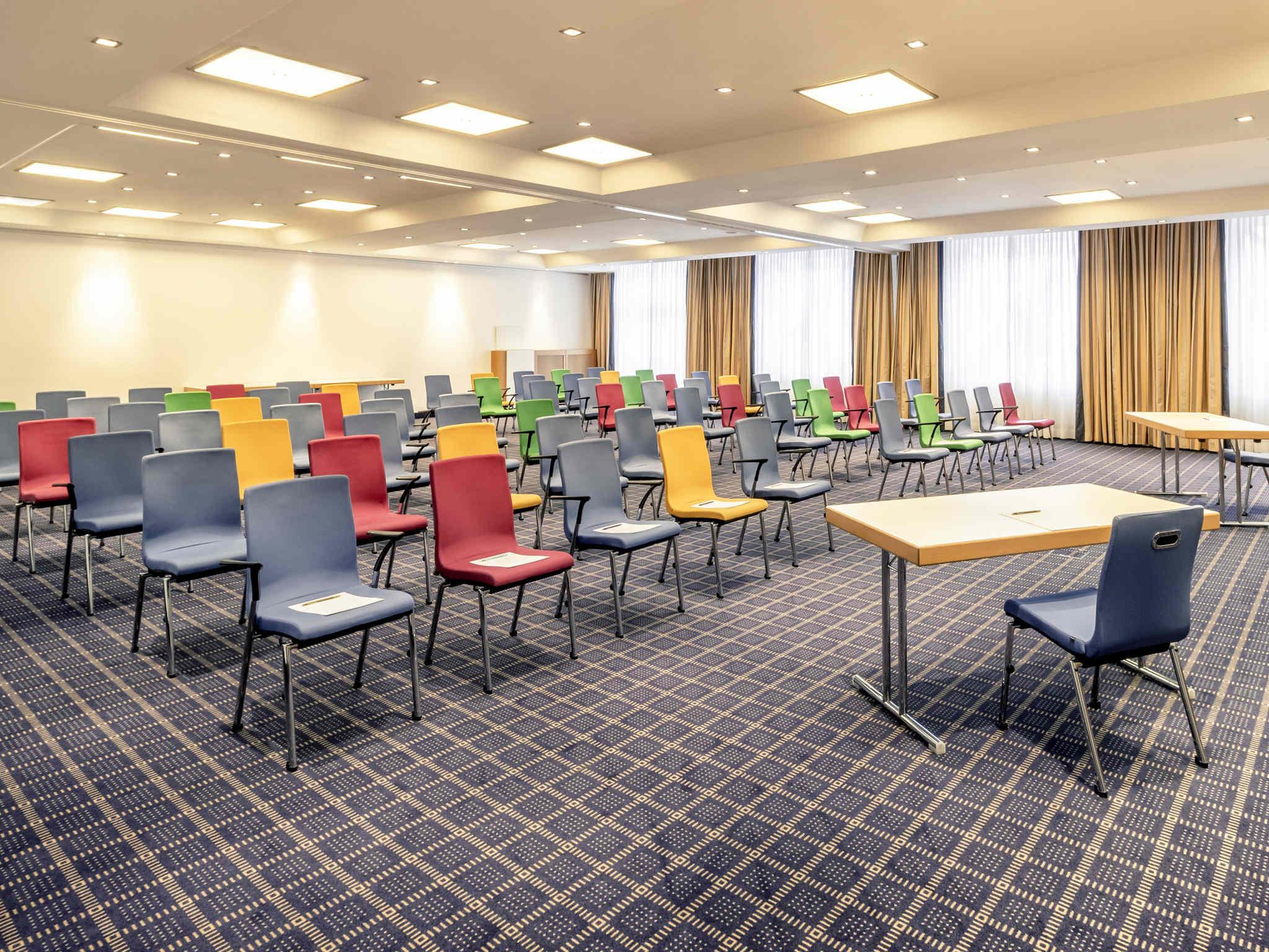 Meetings And Events Mercure Hotel Koeln City Friesenstre