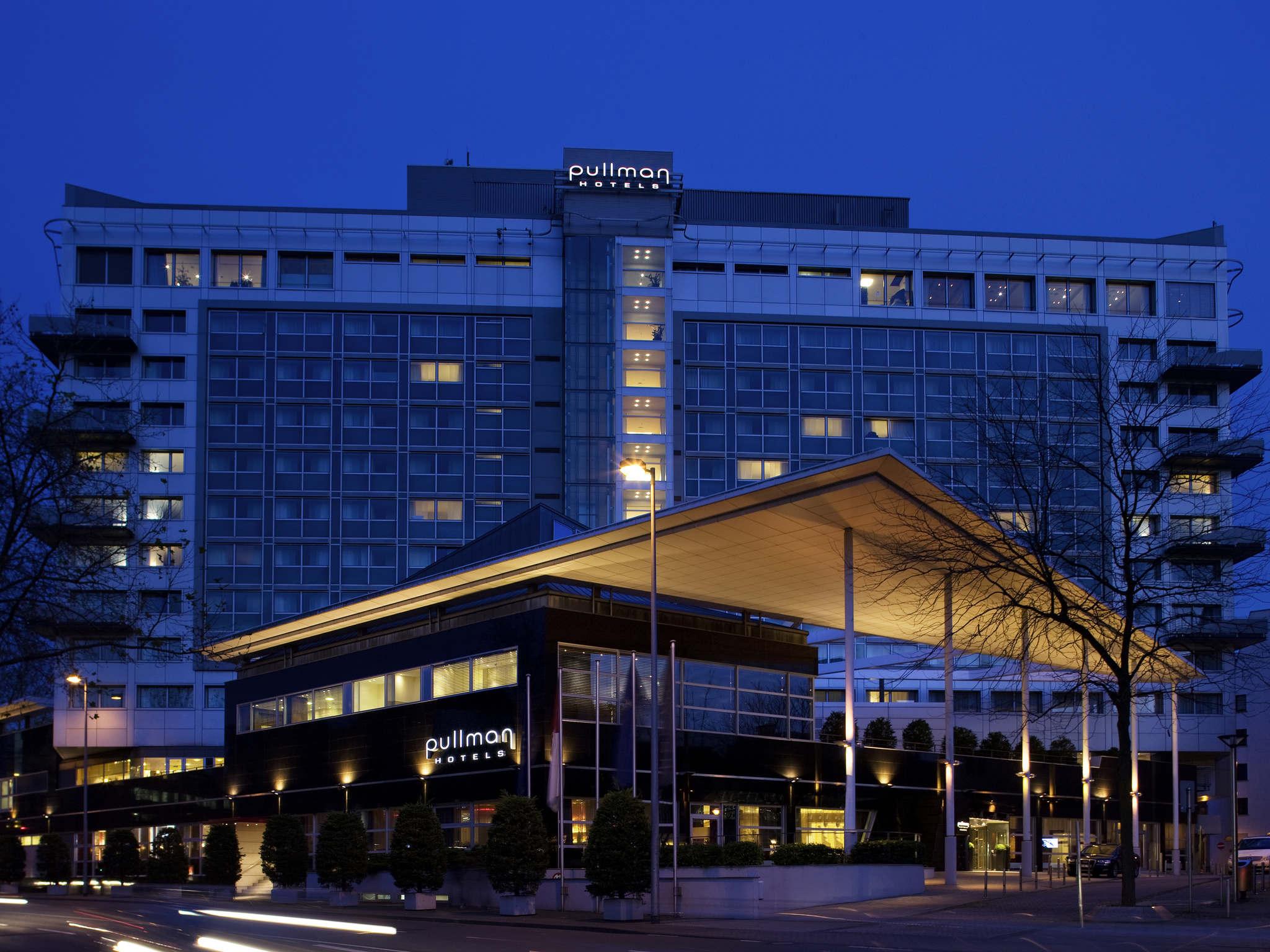 Отель — Pullman Кёльн