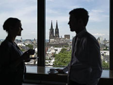 Visit Cologne Cathedral or takein the view from your room