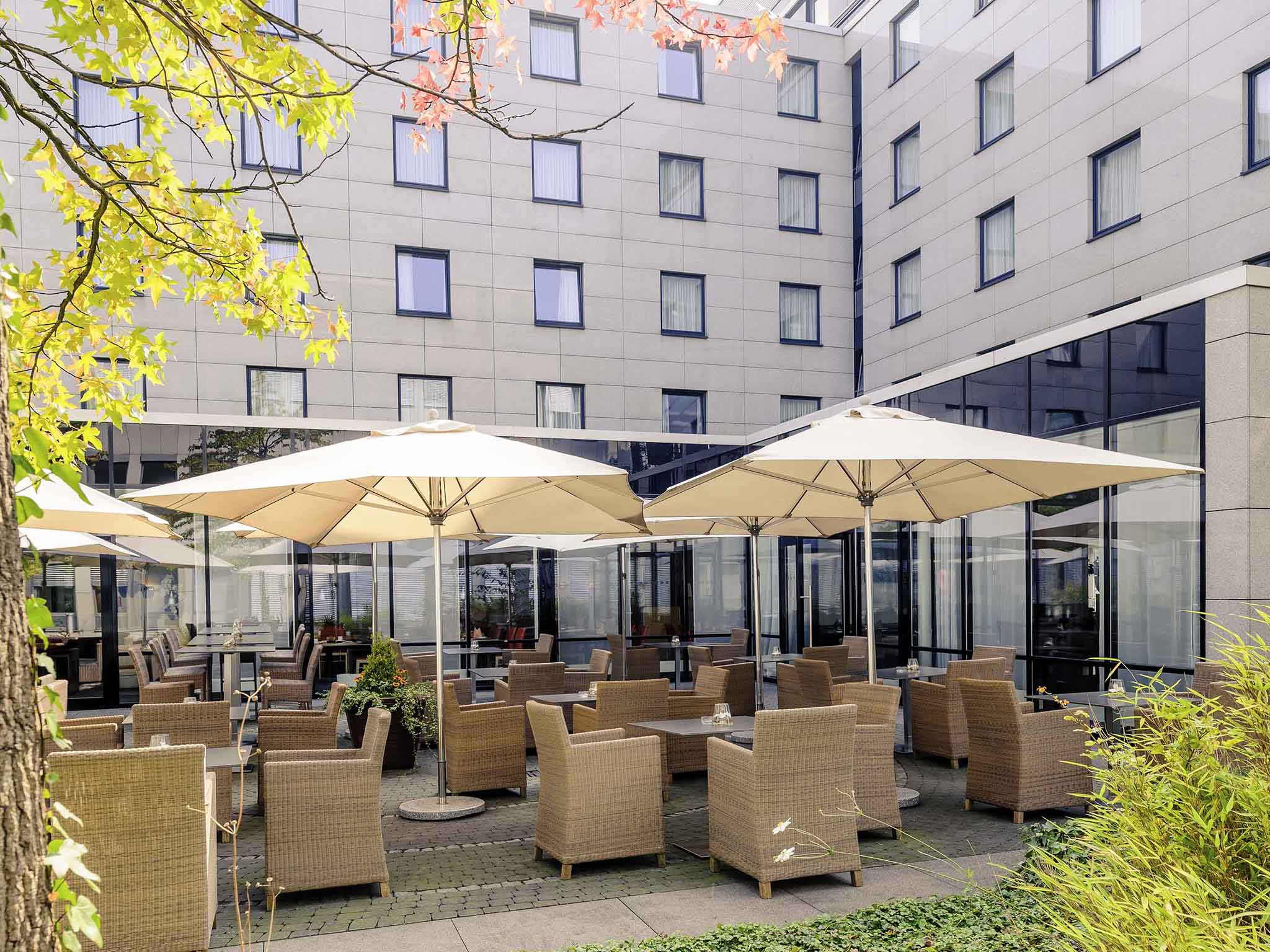 Mercure Hotel Duesseldorf City Nord. Book now!Free Wifi!