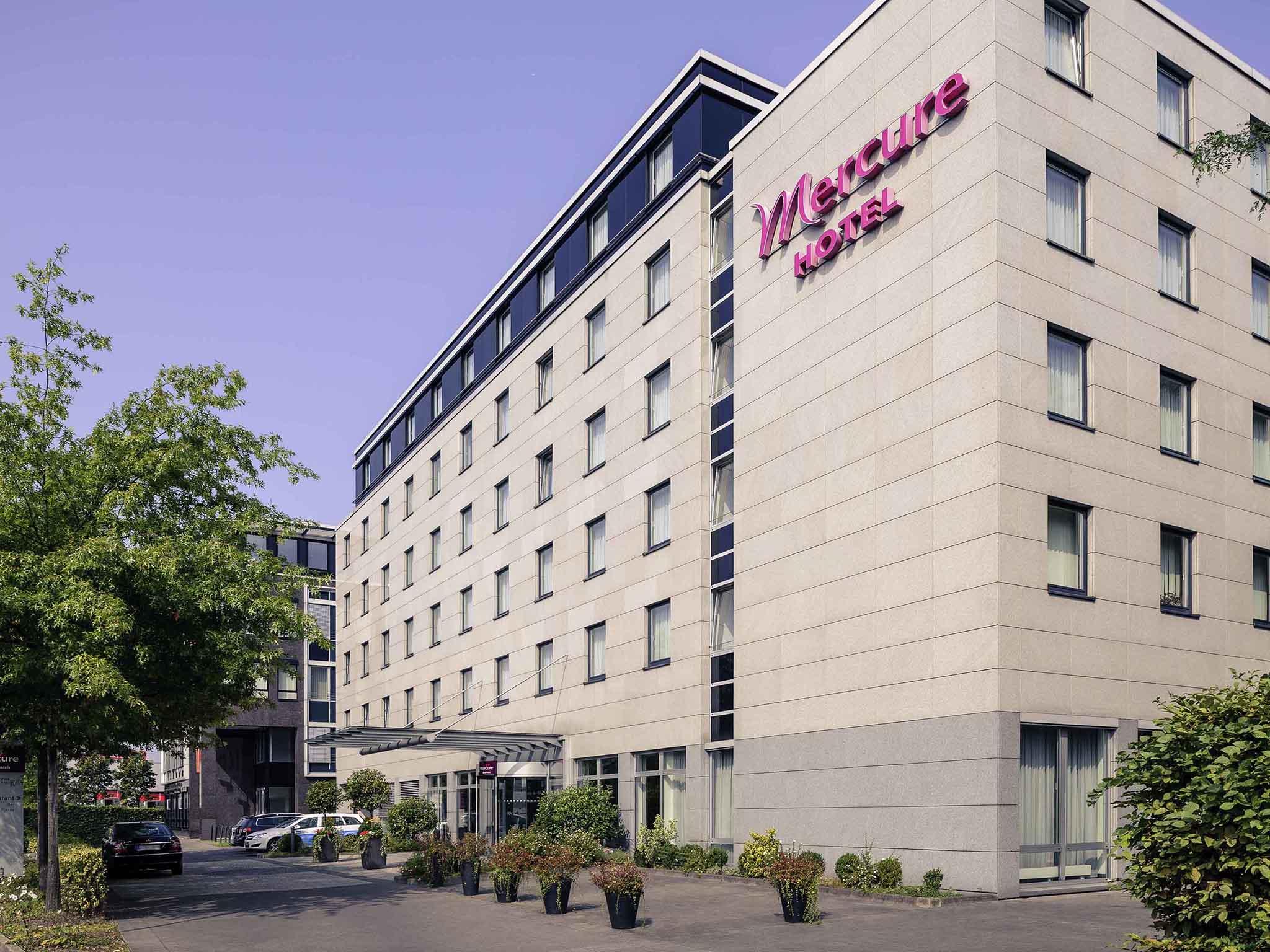 Otel – Mercure Hotel Duesseldorf City Nord
