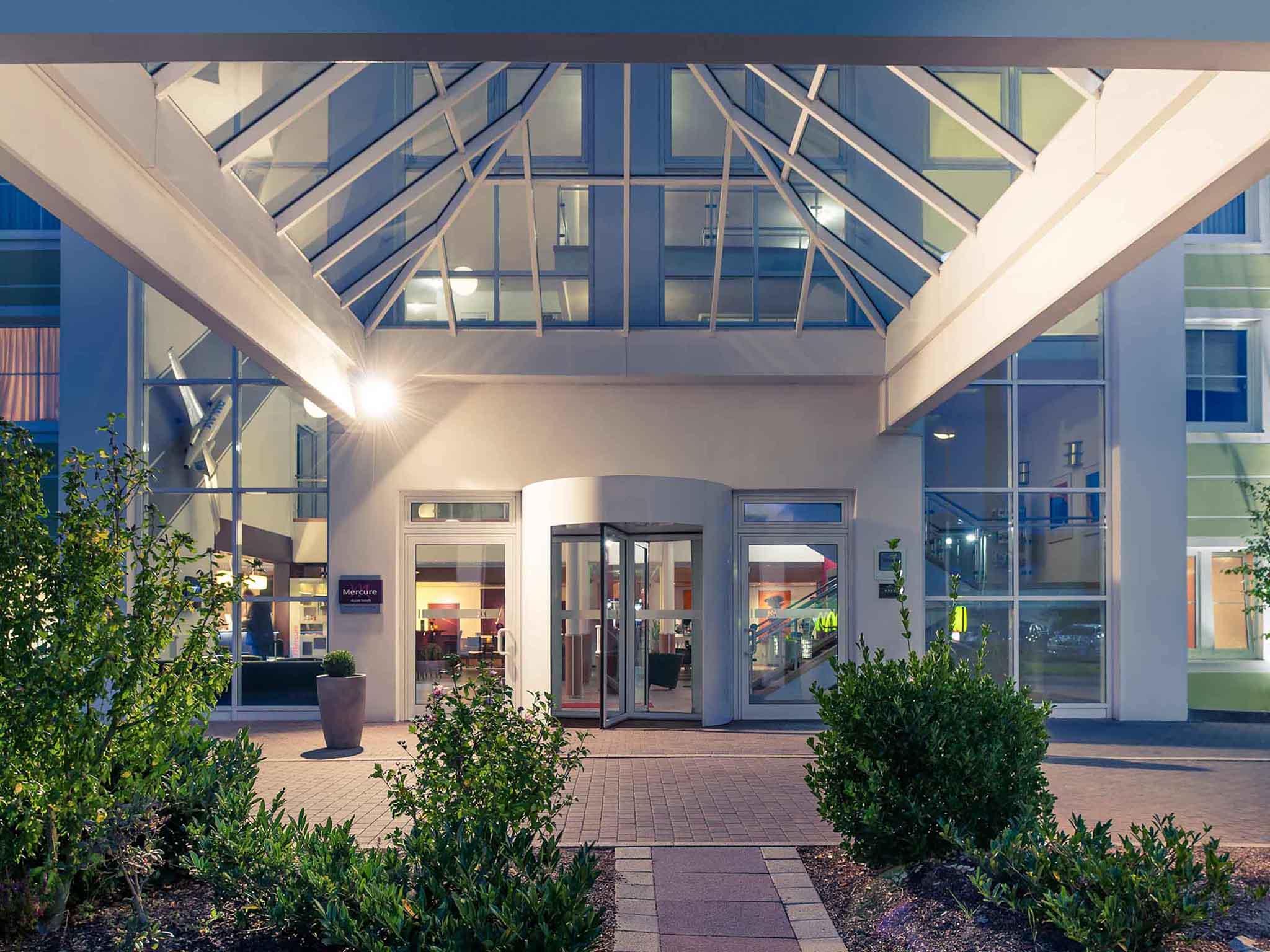 酒店 – 杜塞尔多夫拉廷根美居酒店