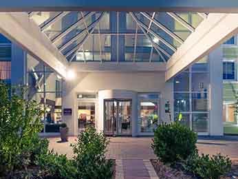 فندق مركيور Mercure دوسلدورف راتنجن
