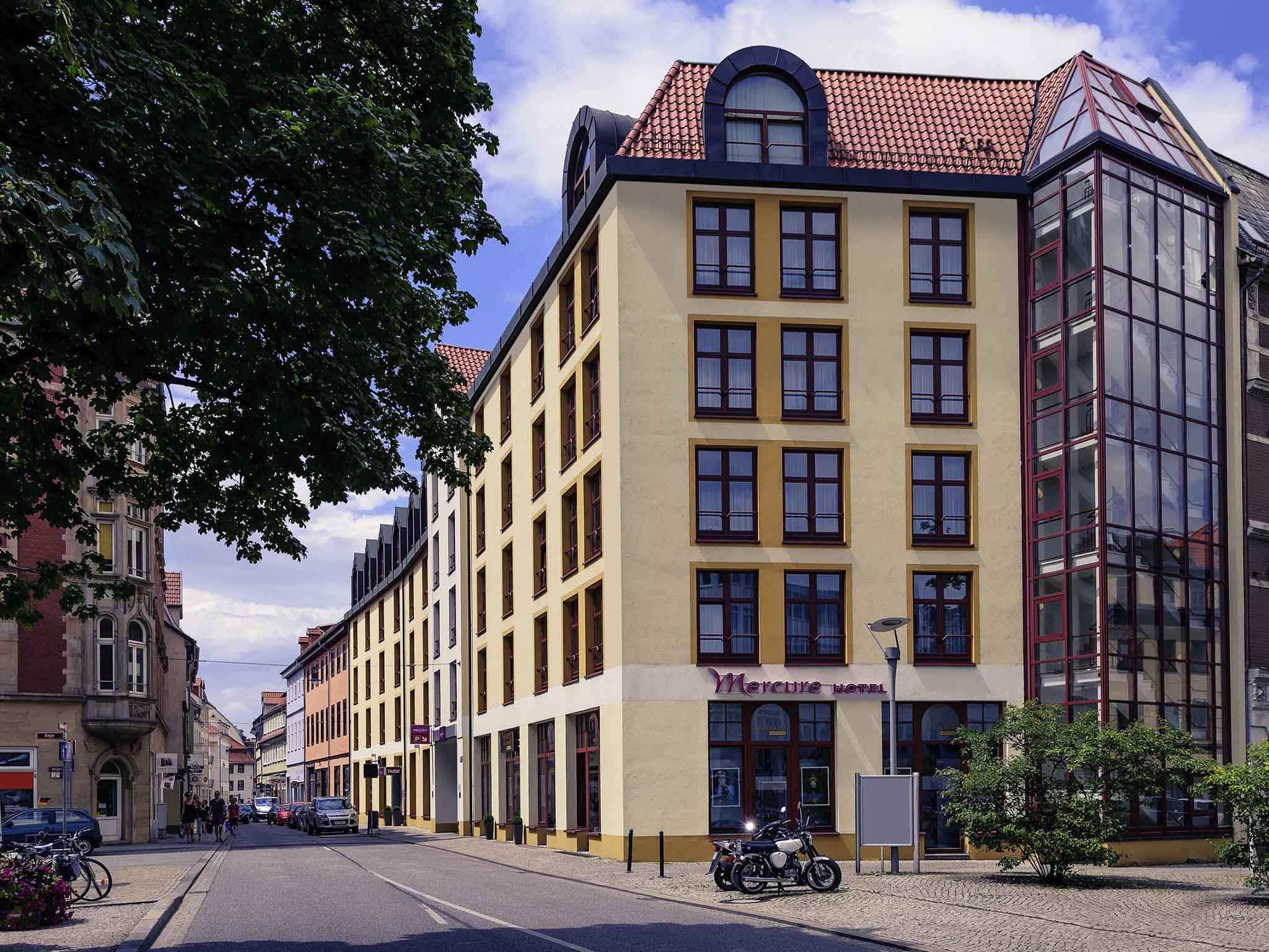 โรงแรม – Mercure Hotel Erfurt Altstadt