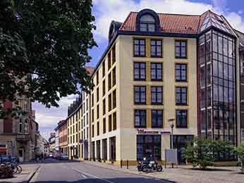 Hotel Mercure Leipzig Hauptbahnhof