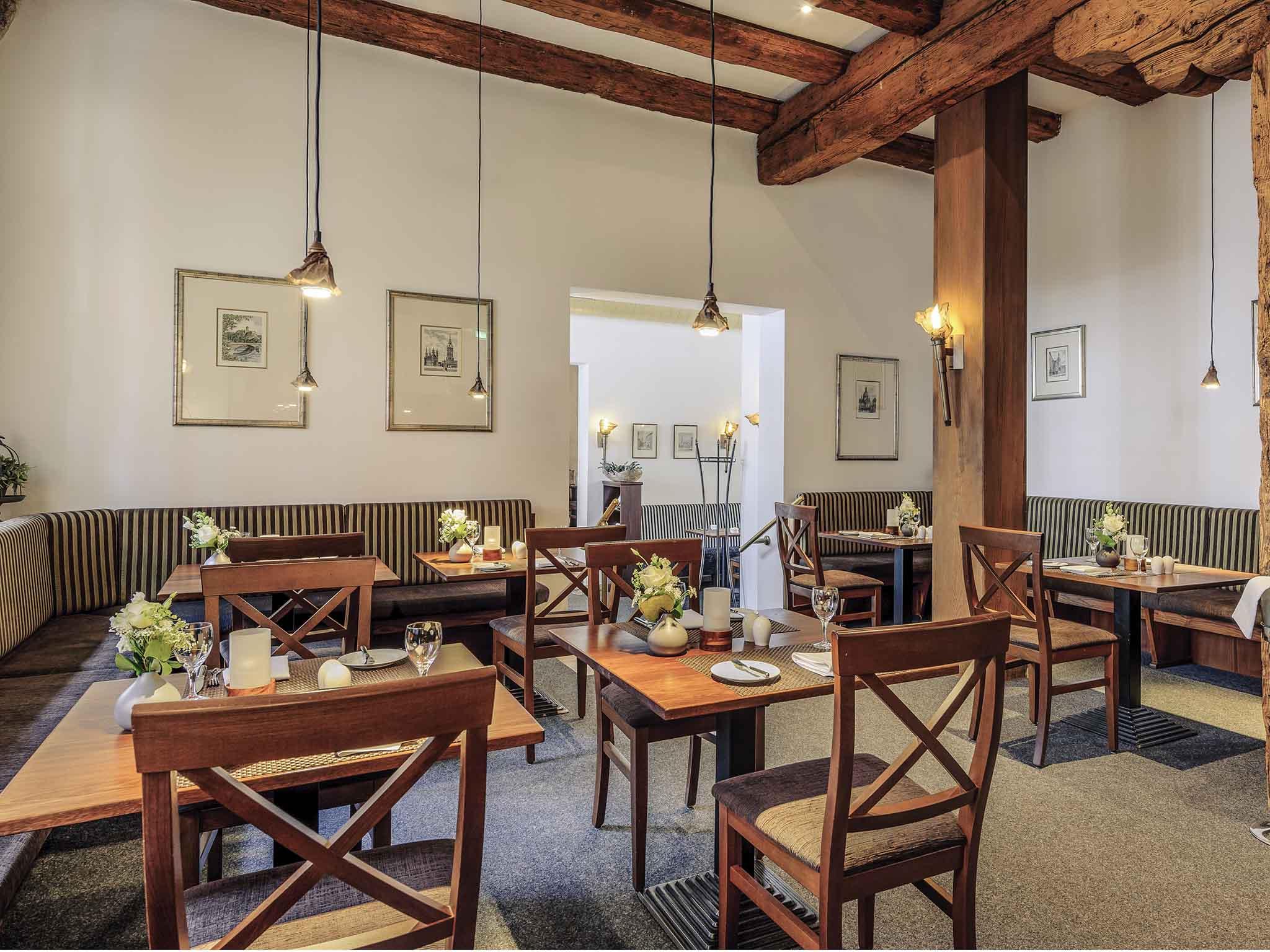 ... Restaurant   Mercure Hotel Erfurt Altstadt ...