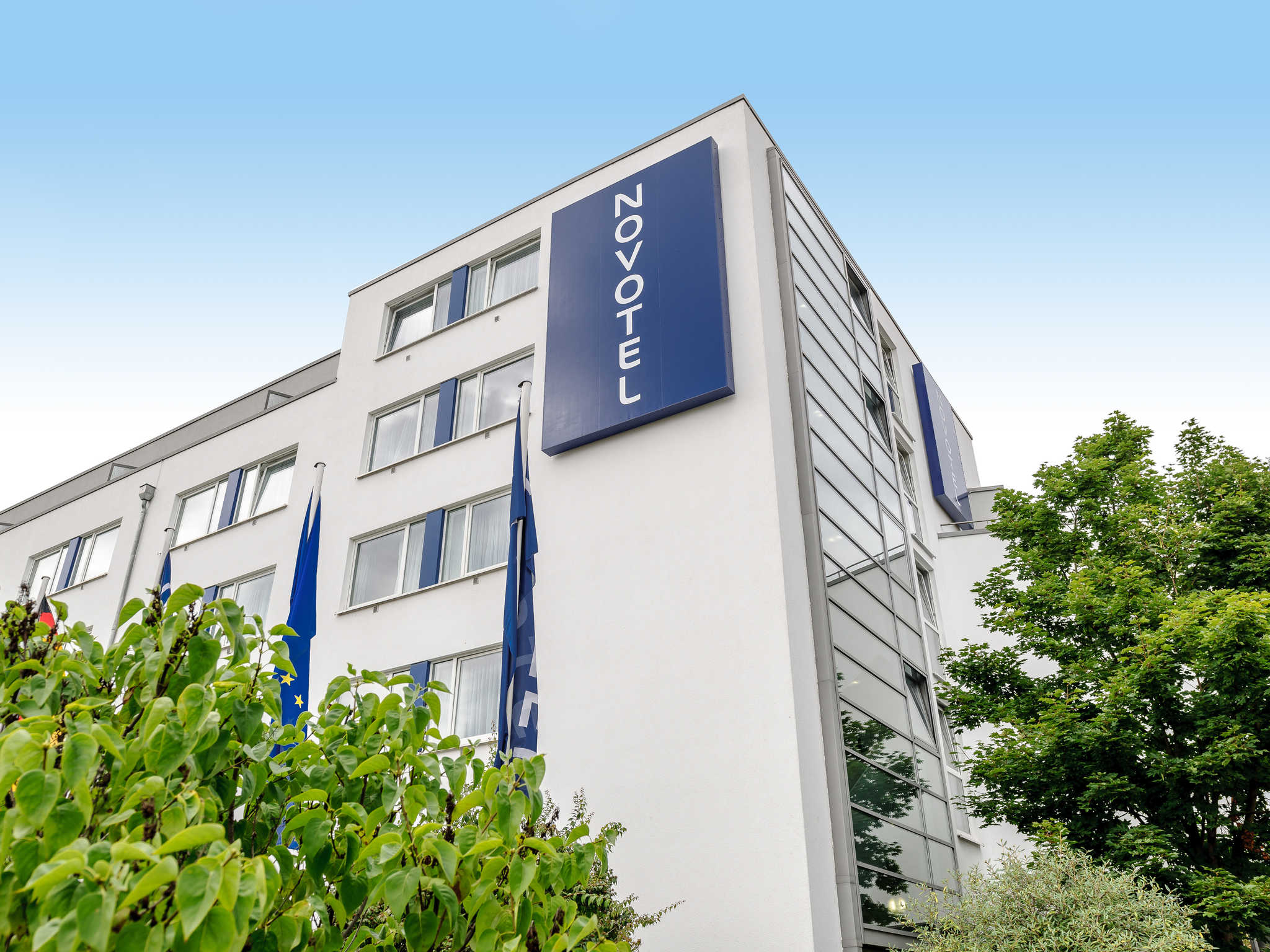 Отель — Novotel Эрланген