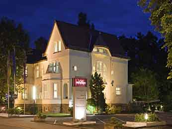 فندق مركيور MERCURE فرانكفورت إيربورت درا أيش