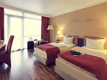 Rooms - Mercure Hotel Frankfurt Airport Dreieich