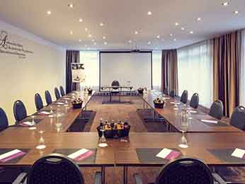 Meetings - Mercure Hotel Frankfurt Airport Dreieich