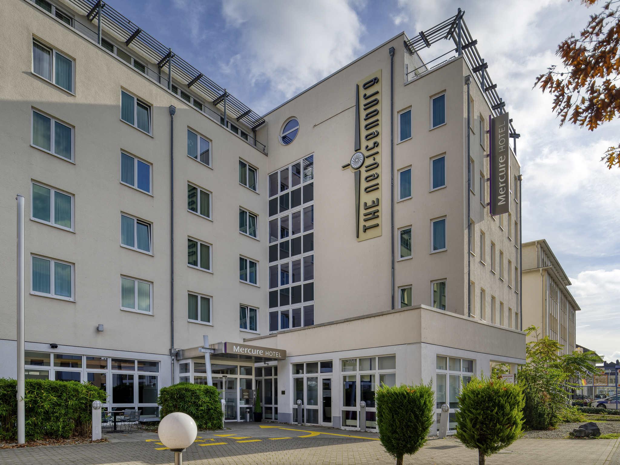 โรงแรม – Mercure Hotel Frankfurt Airport Neu Isenburg