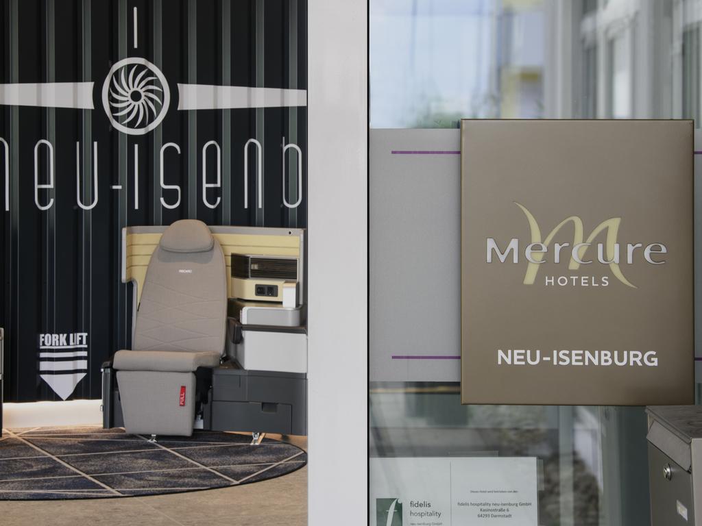 2 STERNE HOTEL IN NEU ISENBURG