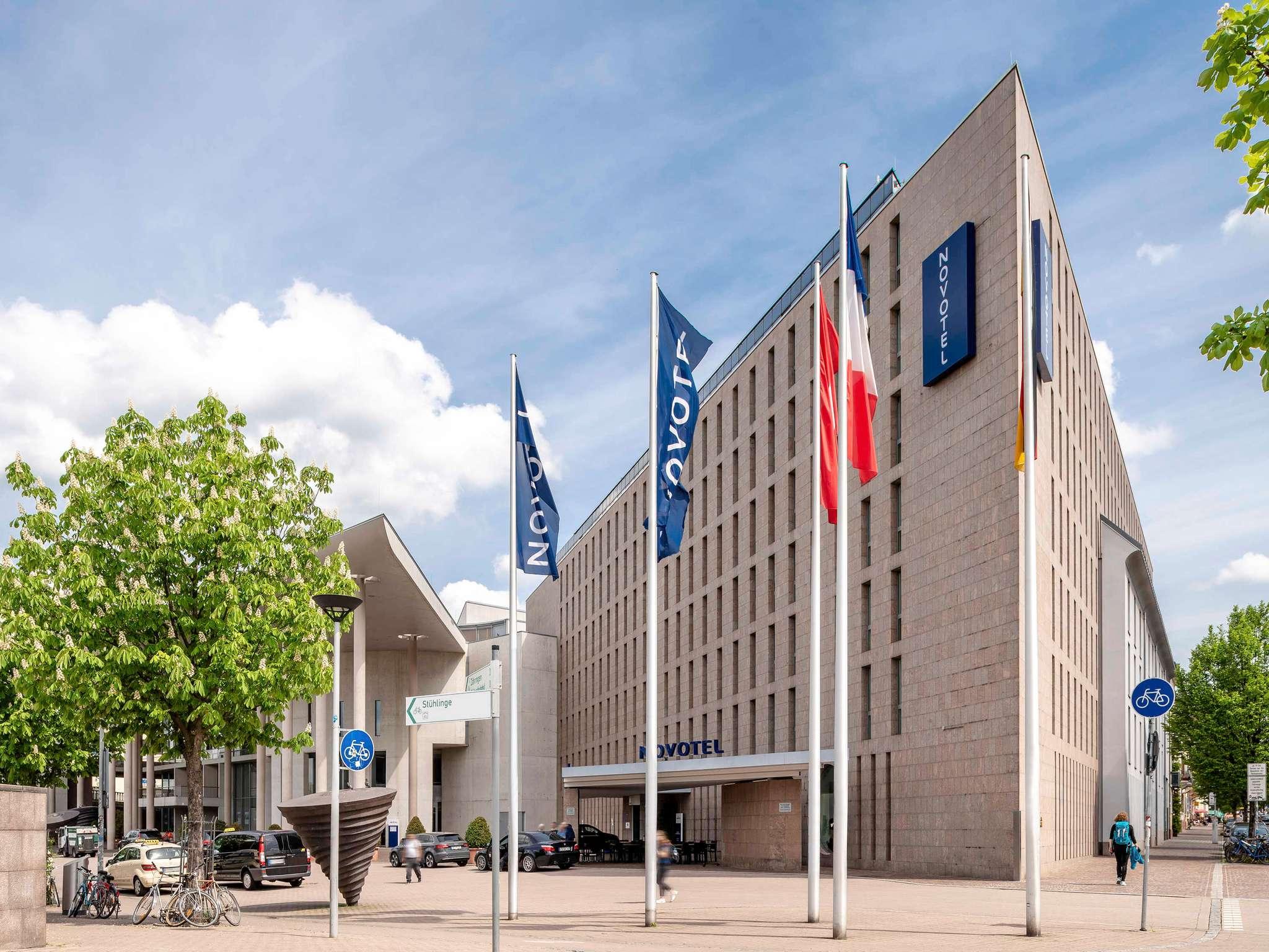 Hotel Novotel Freiburg Am Konzerthaus