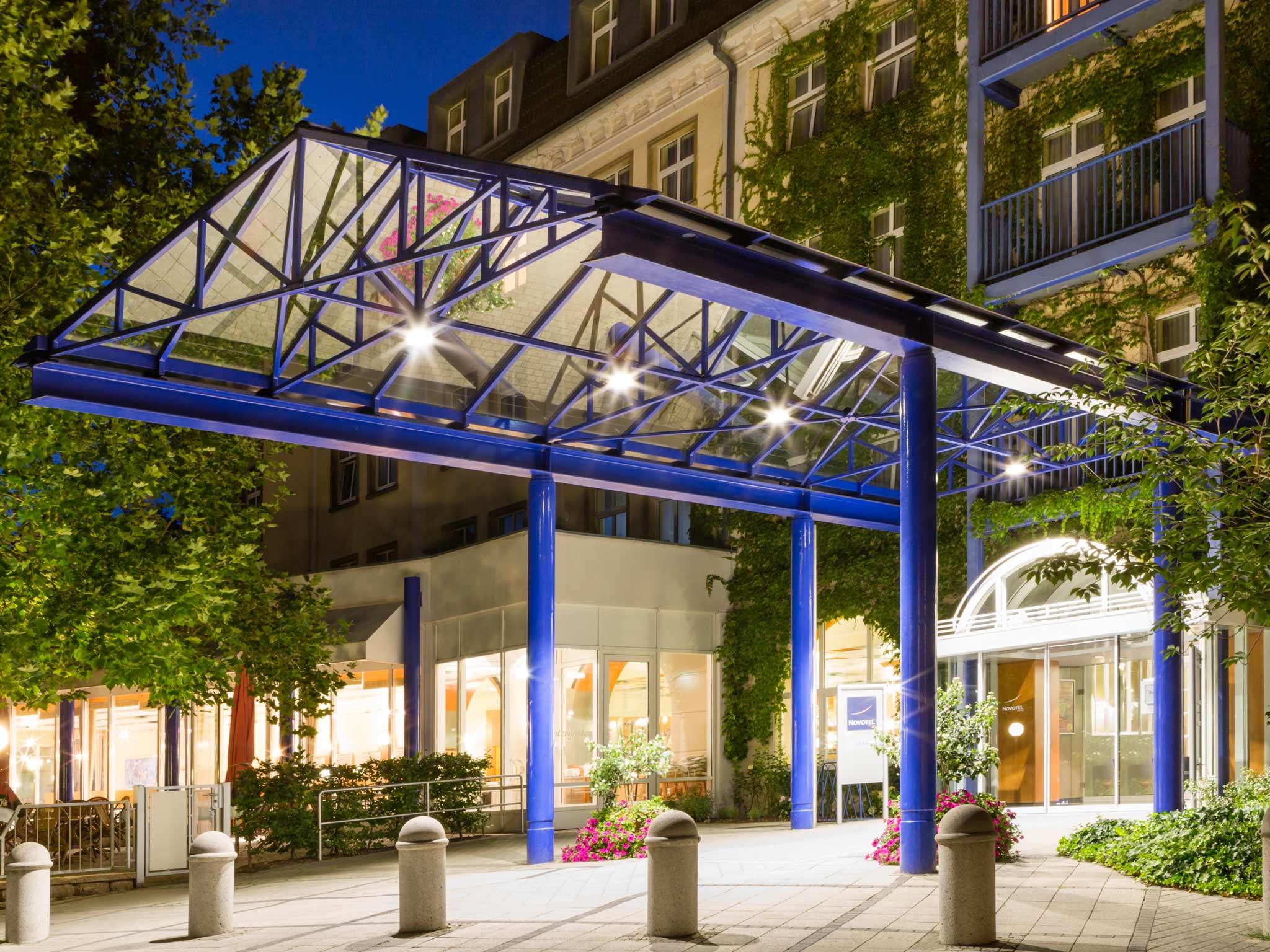 酒店 – 格拉诺富特酒店
