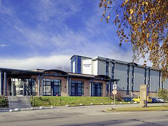 Mercure Hotel Greifswald Am Gorzberg