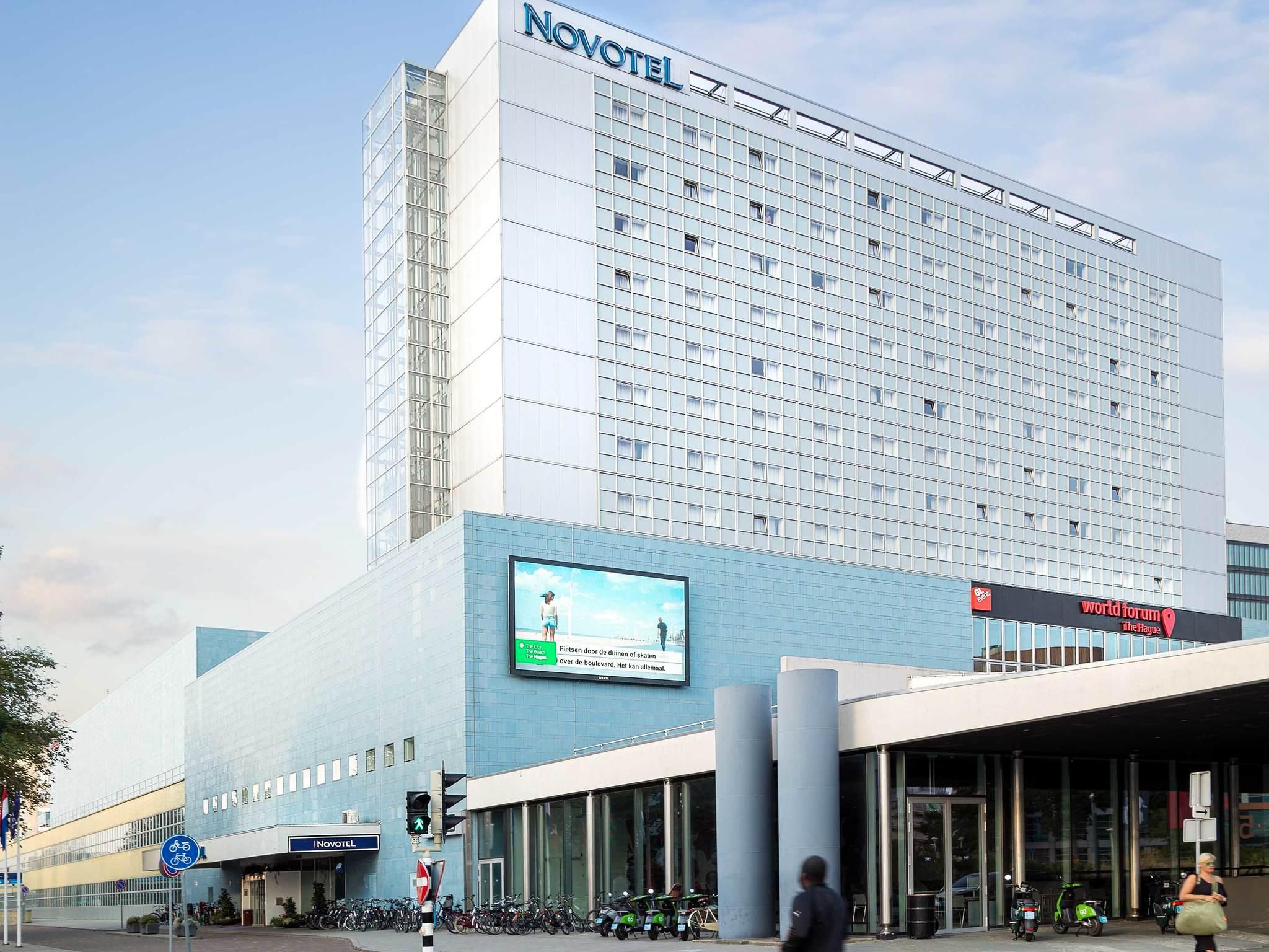 Отель — Novotel Гаага Мировой Форум