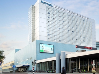 Otel - Novotel Den Haag World Forum